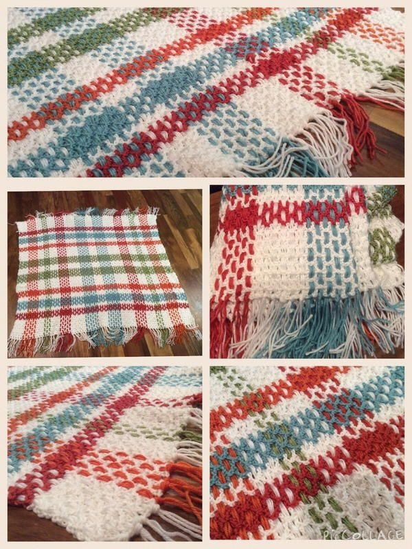 Modern Crochet Patterns New Contemporary Plaid Crochet Afghan Pattern Of Adorable 44 Pictures Modern Crochet Patterns