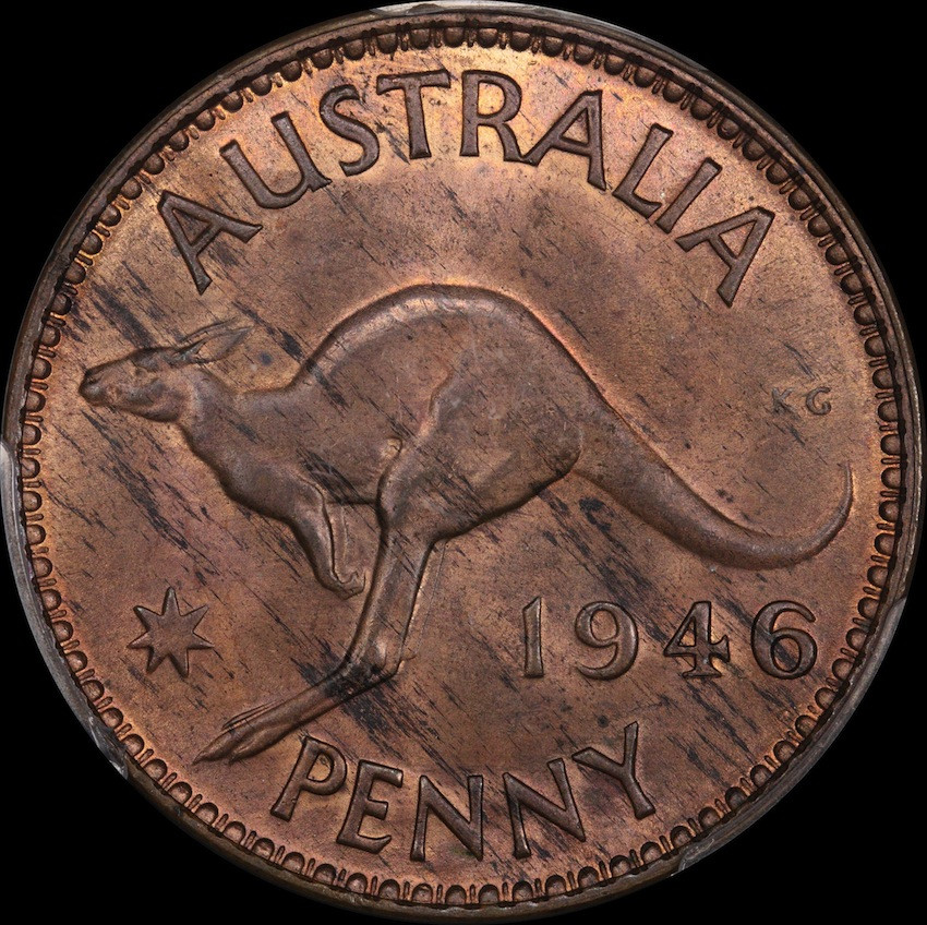 Most Valuable Pennies New 1946 Penny the 3rd Rarest Australian Penny Of Incredible 50 Ideas Most Valuable Pennies