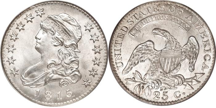 Most Valuable Quarters Fresh Most Valuable Capped Bust Quarter 1815 38 Us Coin Values Of Marvelous 40 Pictures Most Valuable Quarters