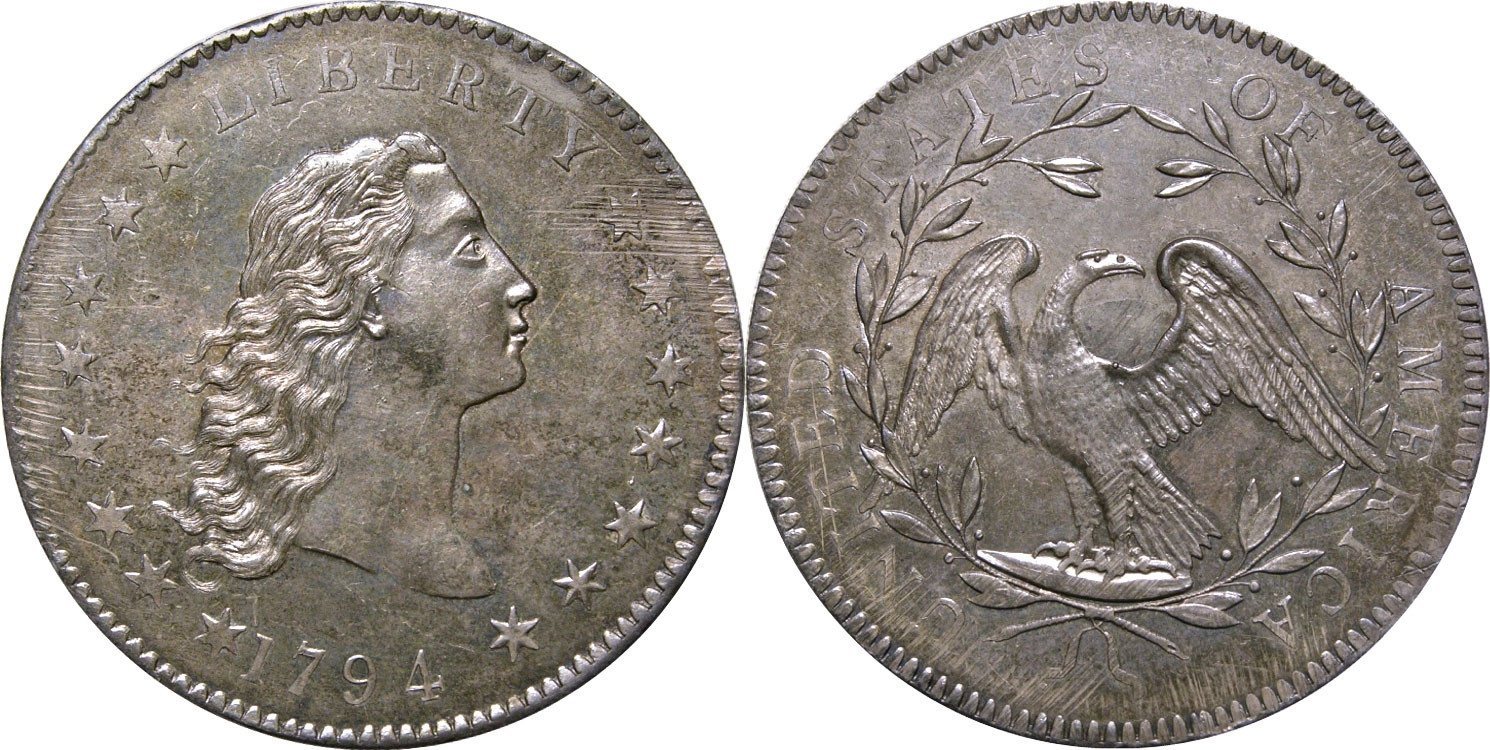 Most Valuable Quarters New Most Expensive Coin 1794 Liberty Dollar Sets World Record Of Marvelous 40 Pictures Most Valuable Quarters