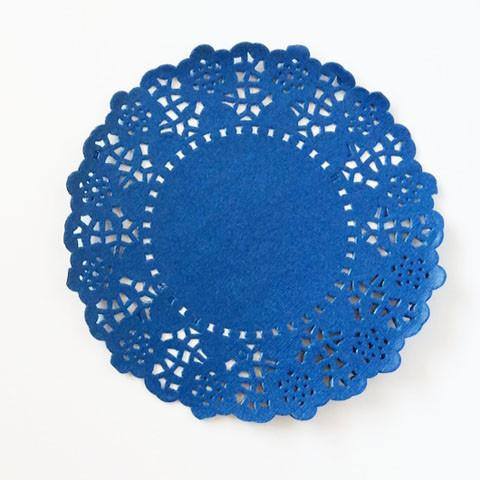 Navy Blue Paper Doilies Fresh Colored Paper Doilies 4 5 Inches Click for More Colors Of Unique 42 Images Navy Blue Paper Doilies
