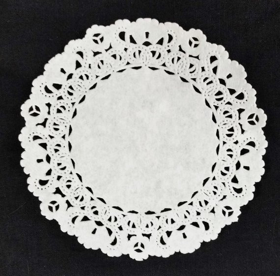 "Navy Blue Paper Doilies New White normandy 4"" Paper Lace Doilies by the Paper Doily Of Unique 42 Images Navy Blue Paper Doilies"