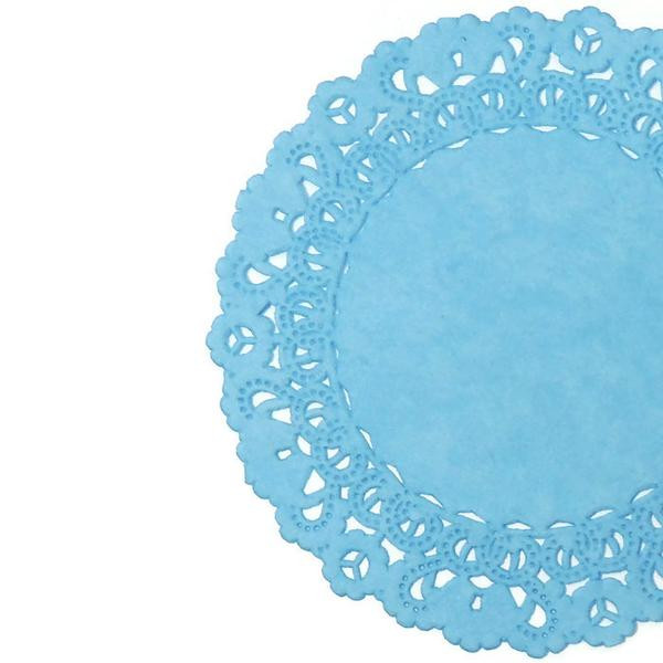 navy blue round paper doilies normandy chargers placemats invitations 4 5 6 8 10 12 14 17