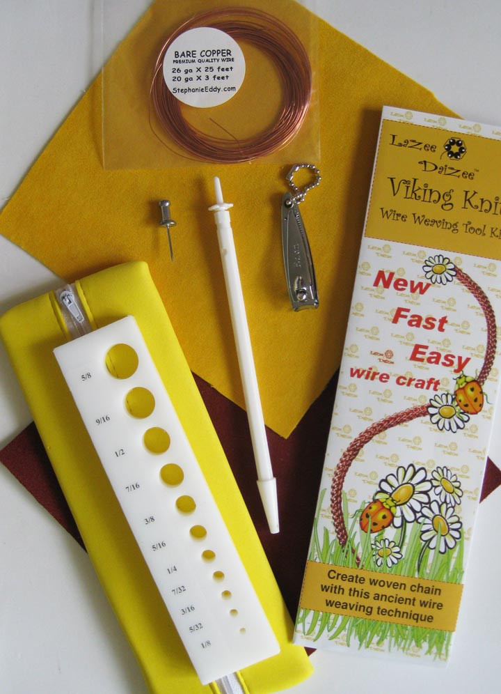 """New 1 4"""" Lazee Daizee Viking Knit All In E tool Kit Viking Knit tool Of Inspirational Beadizzy Finding that Elusive 'aha' Moment Viking Knit tool"""