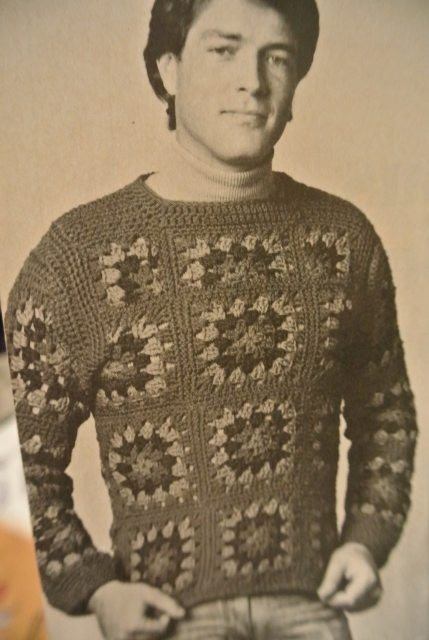 New 10 Crochet Sweater Patterns for Men – Crochet Patterns Crochet Mens Sweater Of Attractive 49 Pictures Crochet Mens Sweater