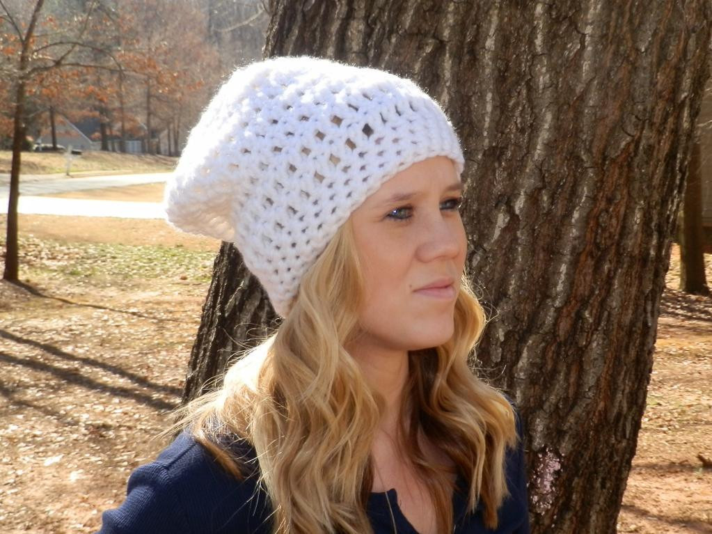 New 10 Free Crochet Hat Patterns for Beginners Free Crochet Slouchy Hat Patterns Of Amazing 50 Pictures Free Crochet Slouchy Hat Patterns