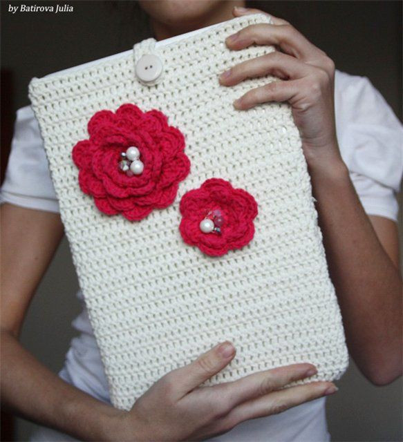 New 1000 Ideas About Crochet Tablet Cover On Pinterest Crochet Tablet Cover Of Delightful 46 Ideas Crochet Tablet Cover