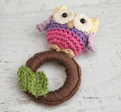 12 adorable free toy crochet patterns