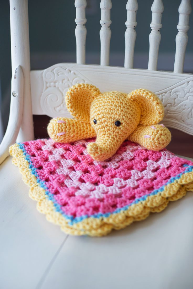 New 139 Best Lovey Blankets Images On Pinterest Free Crochet Lovey Pattern Of Attractive 43 Pics Free Crochet Lovey Pattern
