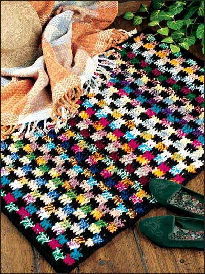 New 148 Best Images About Crochet Mats & Rugs On Pinterest Crochet Rug Patterns with Yarn Of Great 50 Images Crochet Rug Patterns with Yarn