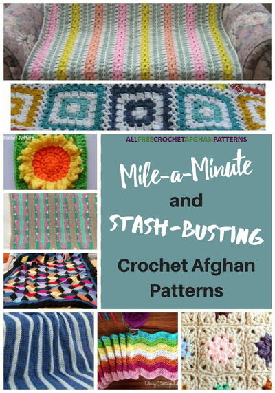 New 15 Mile A Minute and Stash Busting Crochet Afghan Patterns Mile A Minute Crochet Afghan Patterns Of Amazing 42 Ideas Mile A Minute Crochet Afghan Patterns