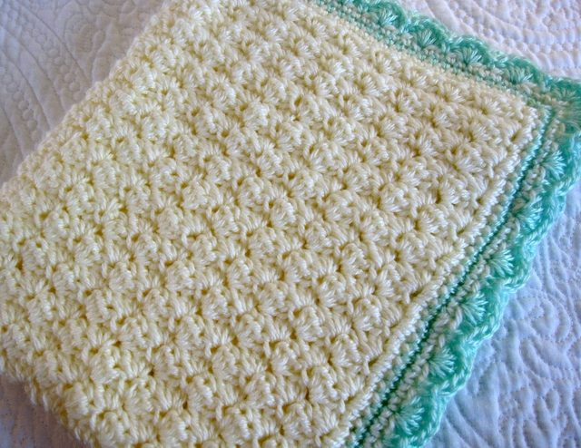 New 15 Most Popular Free Crochet Baby Blanket Patterns Shell Stitch Baby Blanket Of Brilliant 49 Images Shell Stitch Baby Blanket