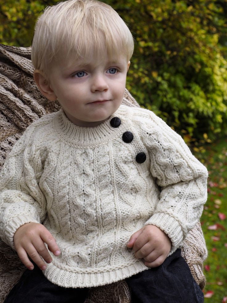 16 best Kids Irish Knit Sweaters images on Pinterest