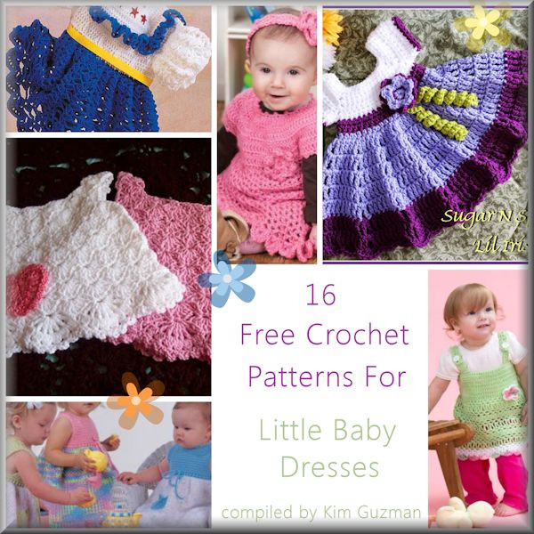 New 16 Precious Free Crochet Patterns for Baby Dresses Free Baby Dress Patterns Of Wonderful 45 Pictures Free Baby Dress Patterns