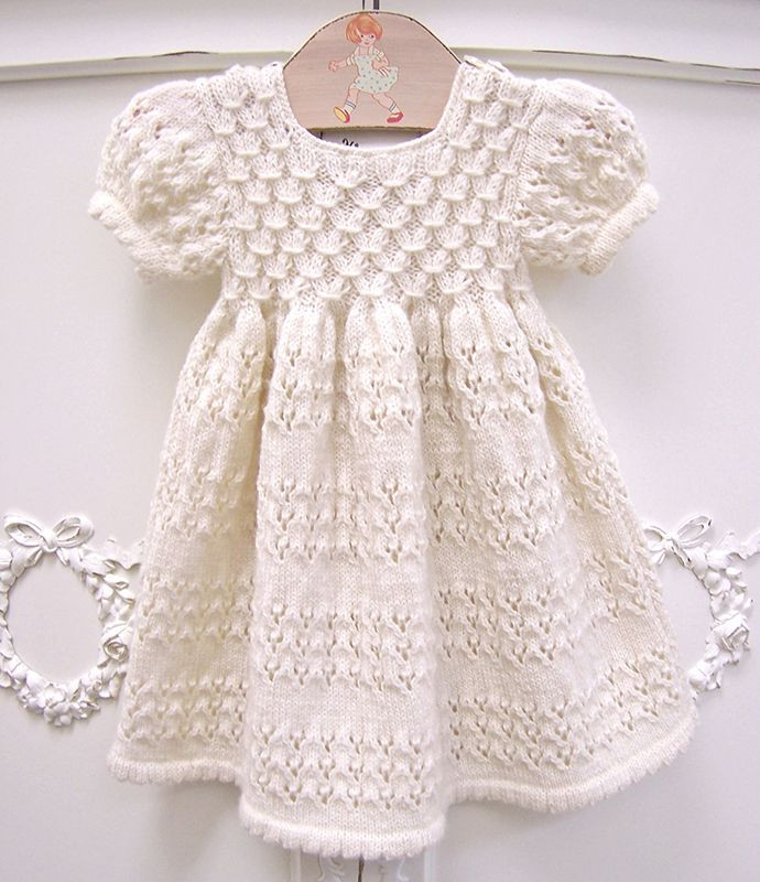 New 17 Best Ideas About Knit Baby Dress 2017 On Pinterest Knitted Baby Dress Of Brilliant 49 Photos Knitted Baby Dress