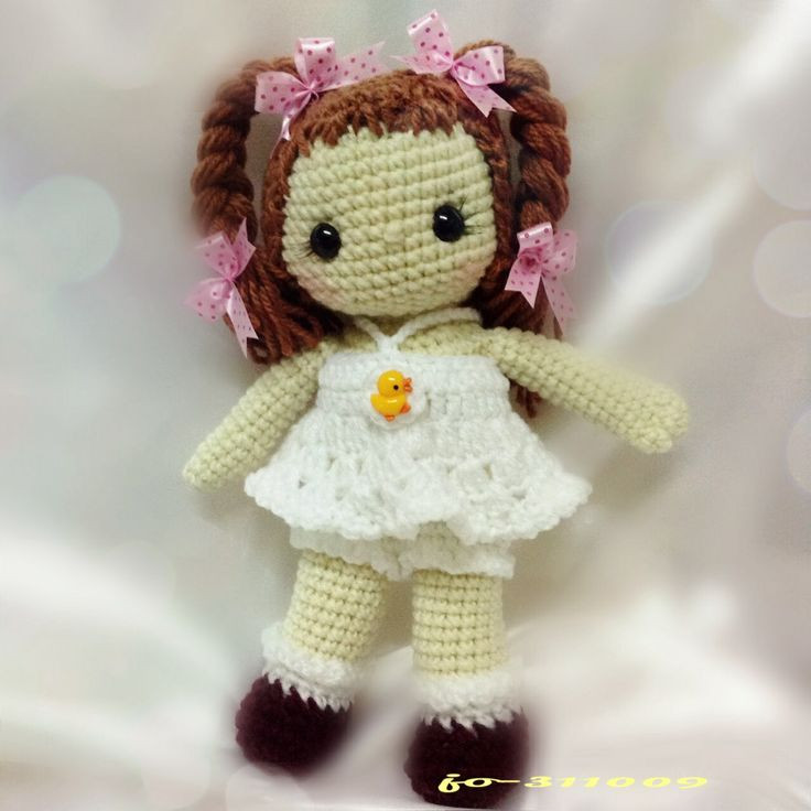 17 Best images about Crochet Amigurumi Doll 2 on