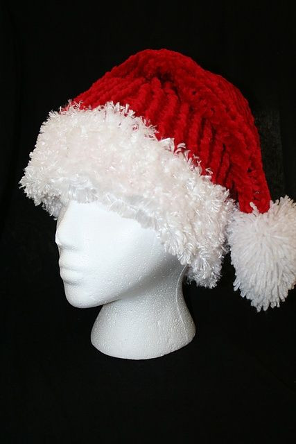 New 17 Best Images About Crochet Patterns On Pinterest Santa Hat Pattern Of Awesome Items Similar to Knitting Pattern Santa Christmas Hat or Santa Hat Pattern