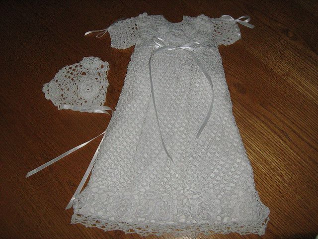 New 17 Best Images About Crocheted Christening On Pinterest Baptism Gown Pattern Of Fresh 43 Ideas Baptism Gown Pattern
