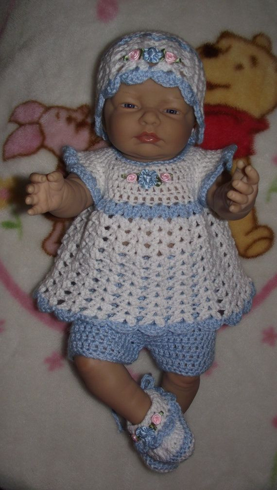 17 Best images about crocheted clothes for 15 inch dolls