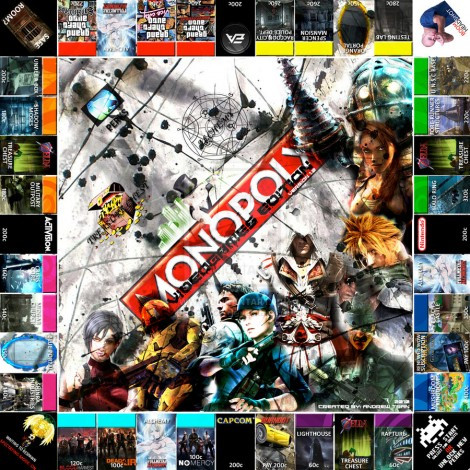 New 18 Homemade Monopoly Board Games Cool Monopoly Games Of Charming 45 Images Cool Monopoly Games