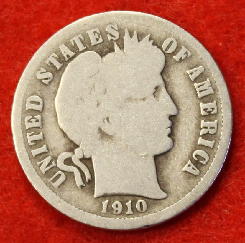 New 1910 P Barber Liberty Head Dime G Collector Coin Gift Liberty Head Dime Of Awesome 42 Pics Liberty Head Dime