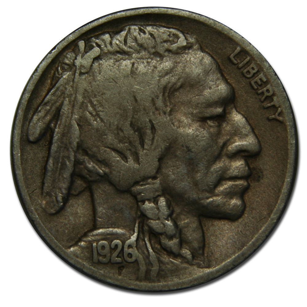 New 1926s Buffalo Nickel 5¢ Coin Lot B 43 Us Buffalo Nickel Of Amazing 48 Ideas Us Buffalo Nickel