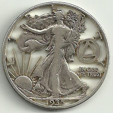 New 1935 Lady Liberty Hand Cut Coin Lady Liberty Dime Of Adorable 45 Pics Lady Liberty Dime