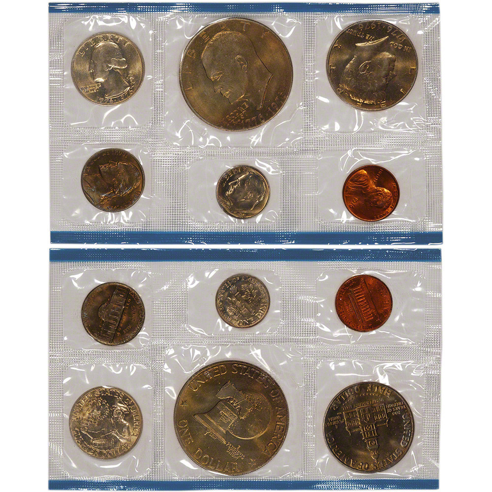 New 1976 United States Mint Uncirculated Coin Set Us Mint Sets Of Marvelous 43 Ideas Us Mint Sets