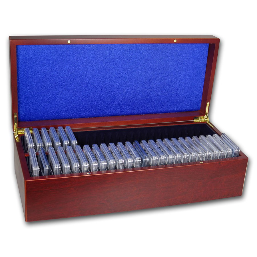 New 1986 2015 29 Coin Proof Silver American Eagle Set Pr 70 Proof Sets Of Great 40 Photos Proof Sets