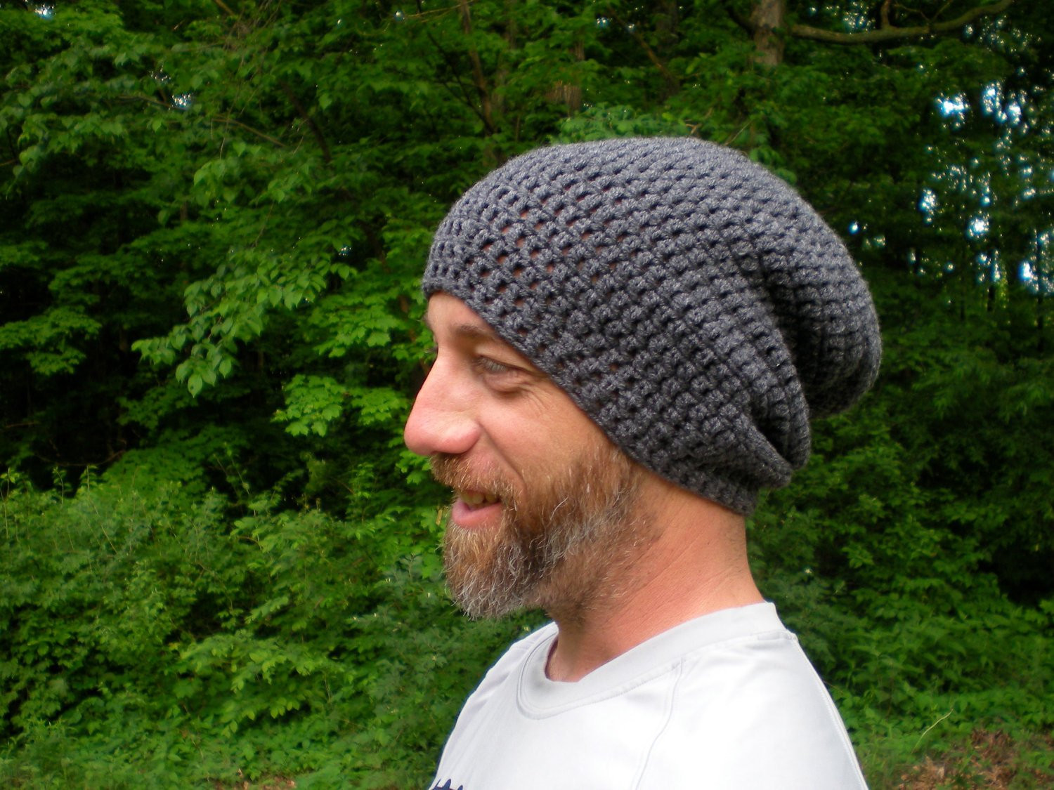 New 2 Diy Crochet Patterns Simple and Easy the Perfect Slouch Crochet Mens Beanie Of Luxury 44 Ideas Crochet Mens Beanie