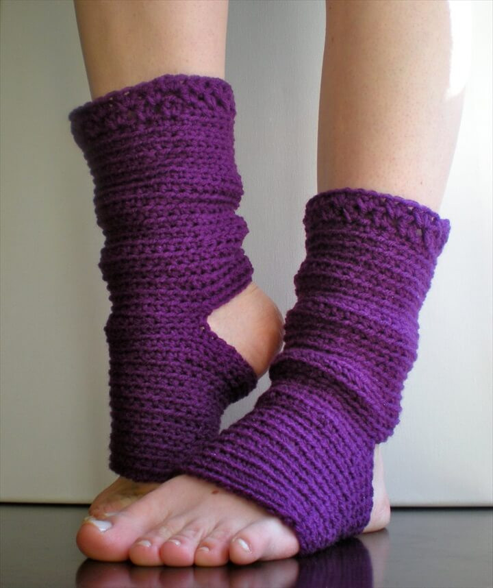 New 20 Diy Crochet Leg Warmer Ideas for Girls Crochet Yoga socks Of Brilliant 48 Pictures Crochet Yoga socks
