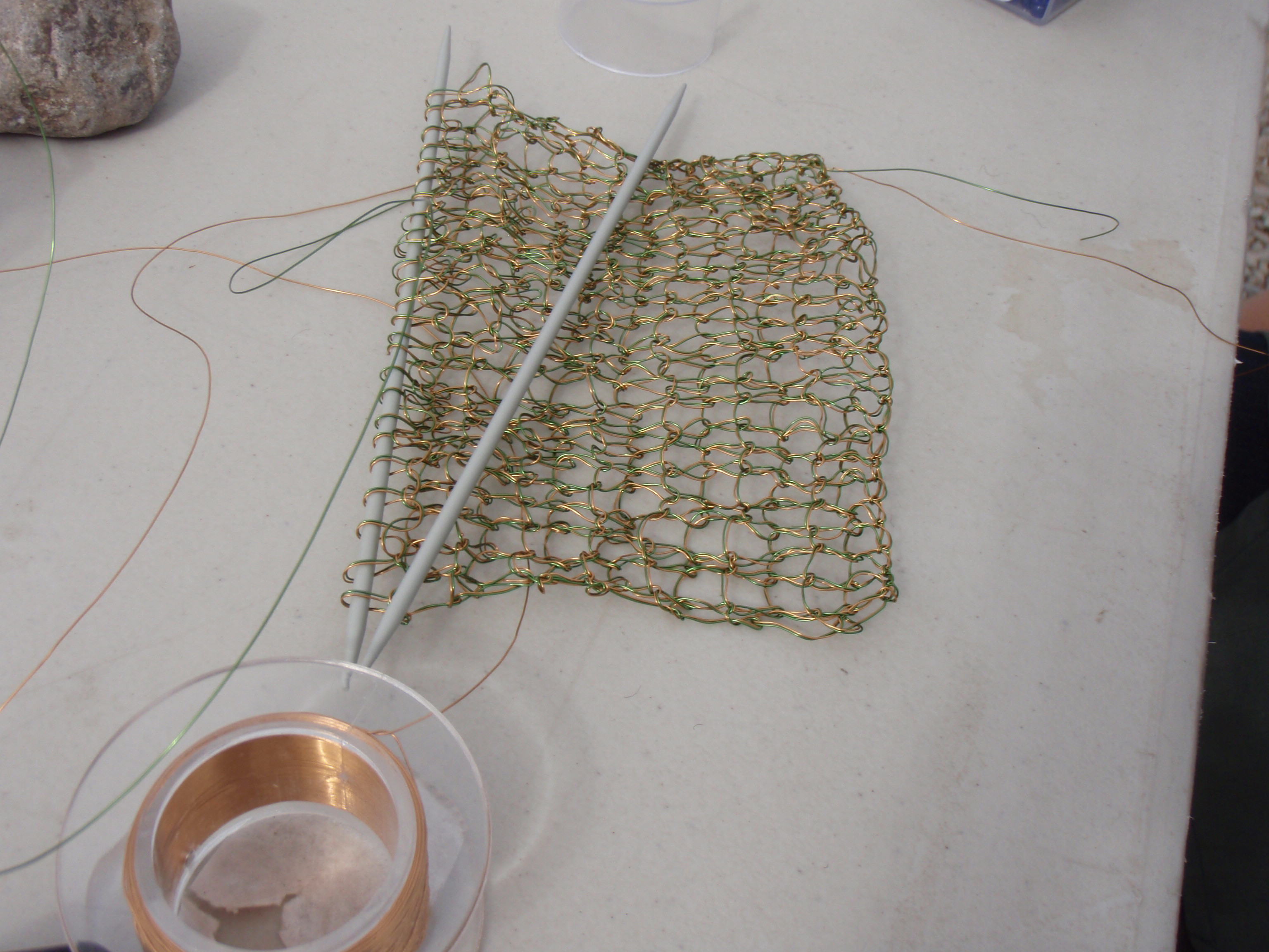 New 2012 Tucson Show Update Week 4 Wire Knitting Of Unique 44 Images Wire Knitting