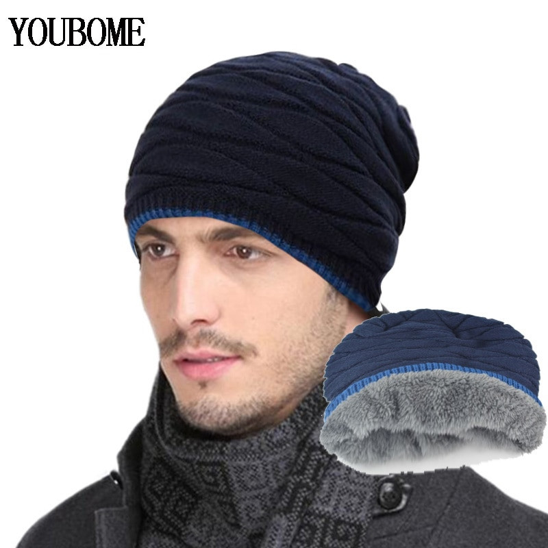 New 2016 Arrival Beanies Knitted Hat Men S Winter Hats for Mens Knit Caps Of Delightful 41 Ideas Mens Knit Caps