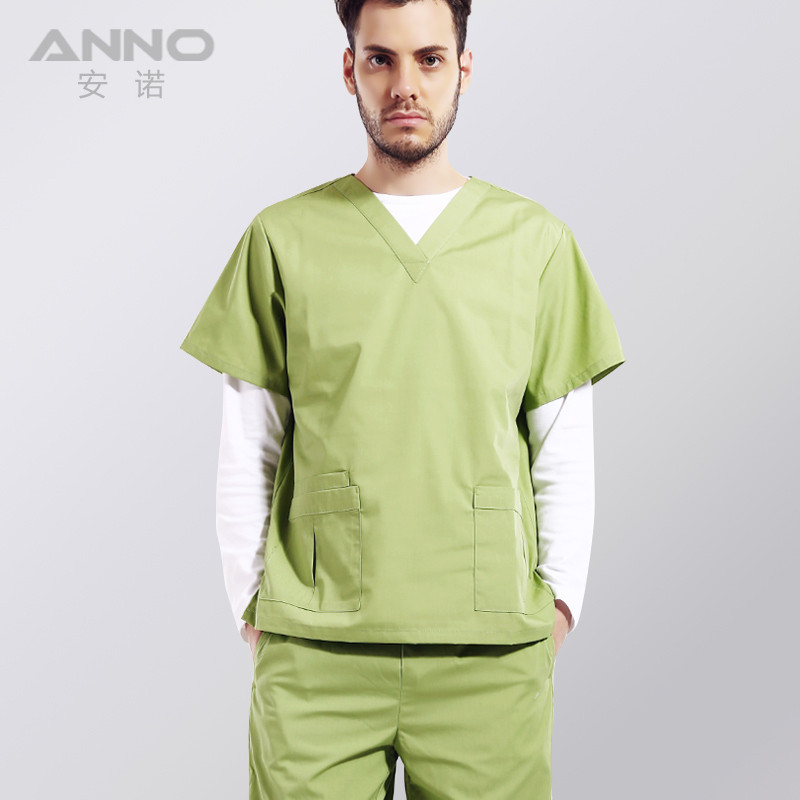 New 2016 Free Shipping Oem Scrubs Set Medical Uniforms Women Cotton Scrubs Of Attractive 47 Models Cotton Scrubs