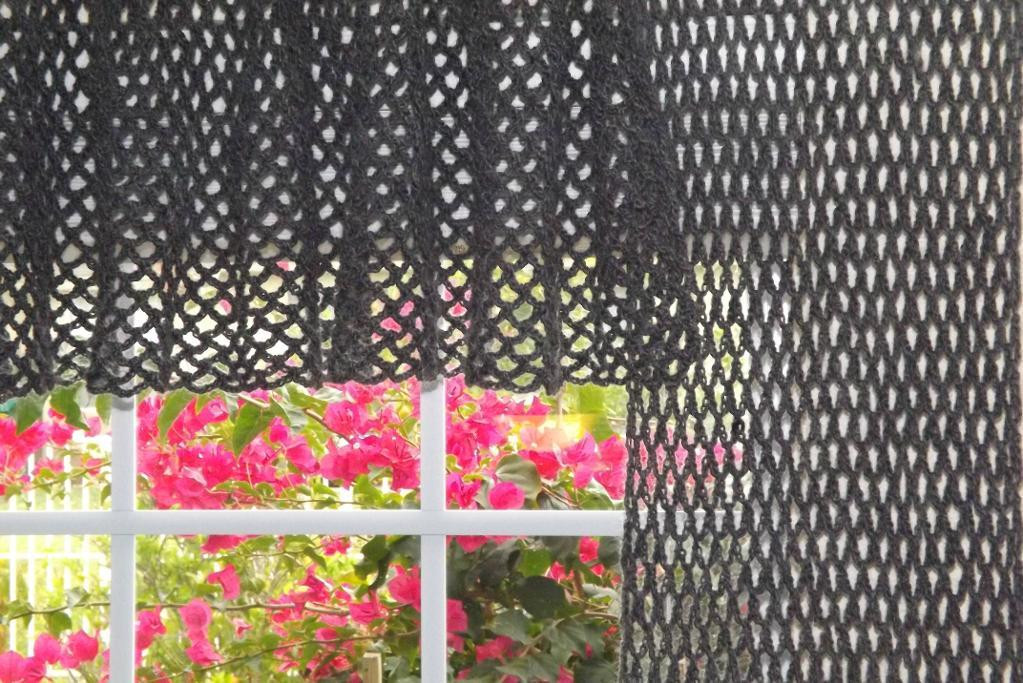 New 24 Simple Looking Patterns for Crochet Curtains Patterns Hub Free Crochet Curtain Patterns Of Attractive 50 Models Free Crochet Curtain Patterns