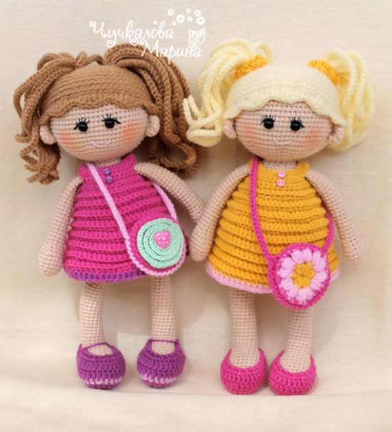 New 25 Best Ideas About Crochet Dolls On Pinterest Free Crochet toy Patterns Of Innovative 46 Photos Free Crochet toy Patterns