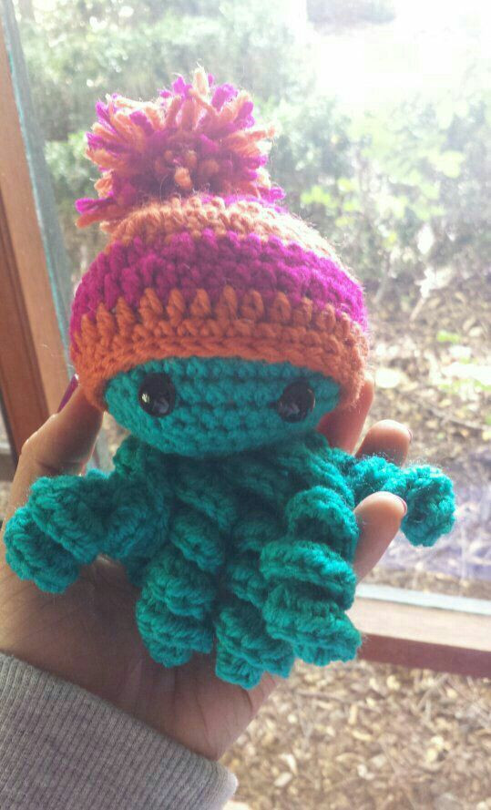 New 25 Best Ideas About Crochet Octopus On Pinterest Easy Crochet for Beginners Of Brilliant 49 Pics Easy Crochet for Beginners