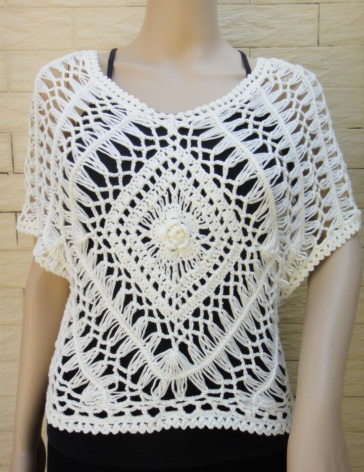 New 25 Best Ideas About Hairpin Crochet Pattern On Pinterest Crochet Blouse Of Superb 46 Models Crochet Blouse