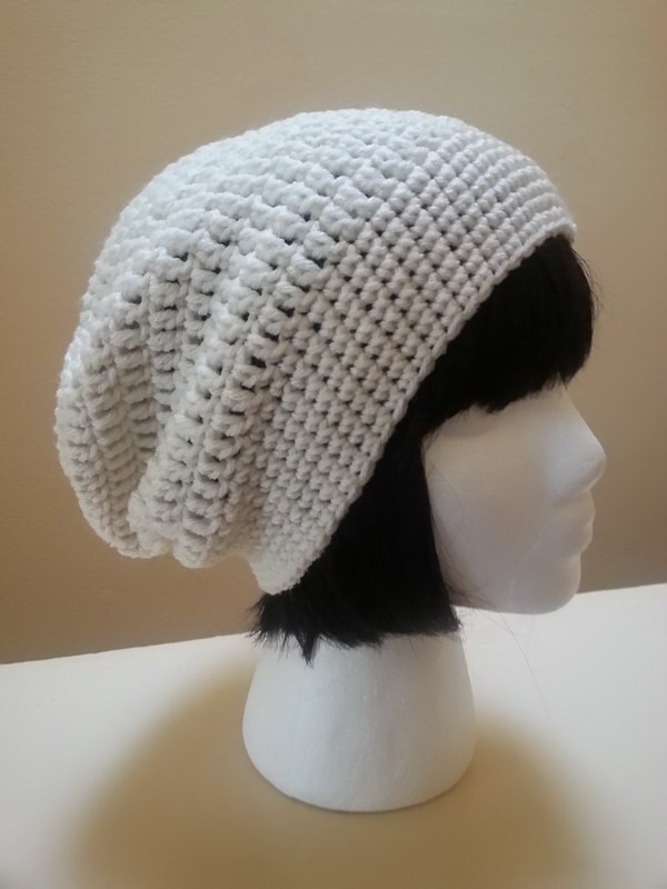 New 25 Easy Crochet Hats with Free Tutorials Slouchy Beanie Crochet Pattern Free Of Awesome 45 Pics Slouchy Beanie Crochet Pattern Free