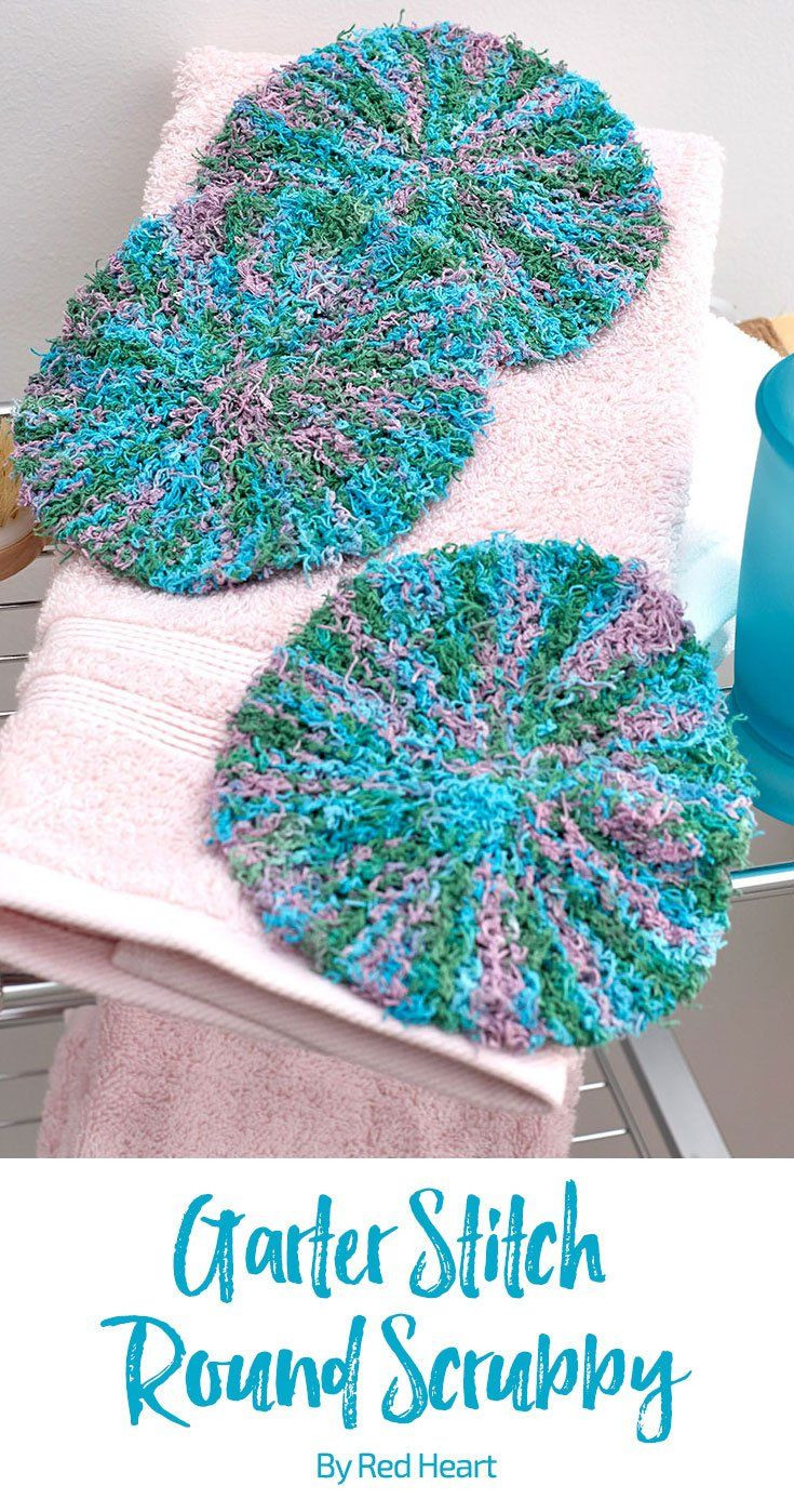 New 2596 Best New New Free Patterns Images On Pinterest Knit Scrubby Patterns Of Top 40 Photos Knit Scrubby Patterns