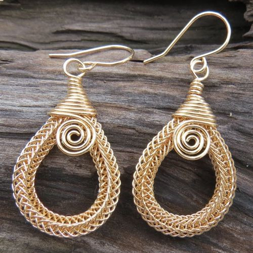 New 34 Best Ideas About Bisuteria Alambrismo On Pinterest Viking Wire Weaving Of Gorgeous 43 Images Viking Wire Weaving