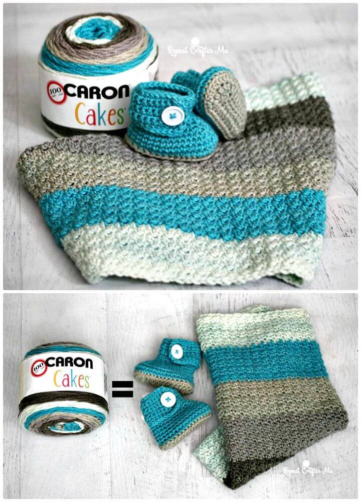 New 35 Free Crochet Caron Cakes Pattern You Should Try Diy Caron Cakes Baby Blanket Of Great 43 Pics Caron Cakes Baby Blanket