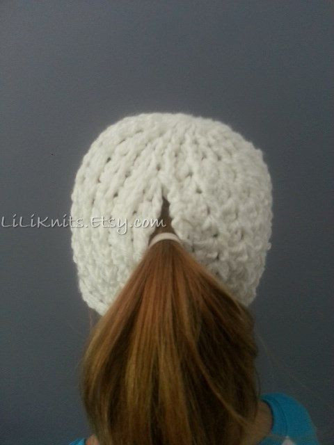 New 36 Best Crochet Ponytail Hat Images On Pinterest Ponytail Hats Free Patterns Of Incredible 42 Ideas Ponytail Hats Free Patterns