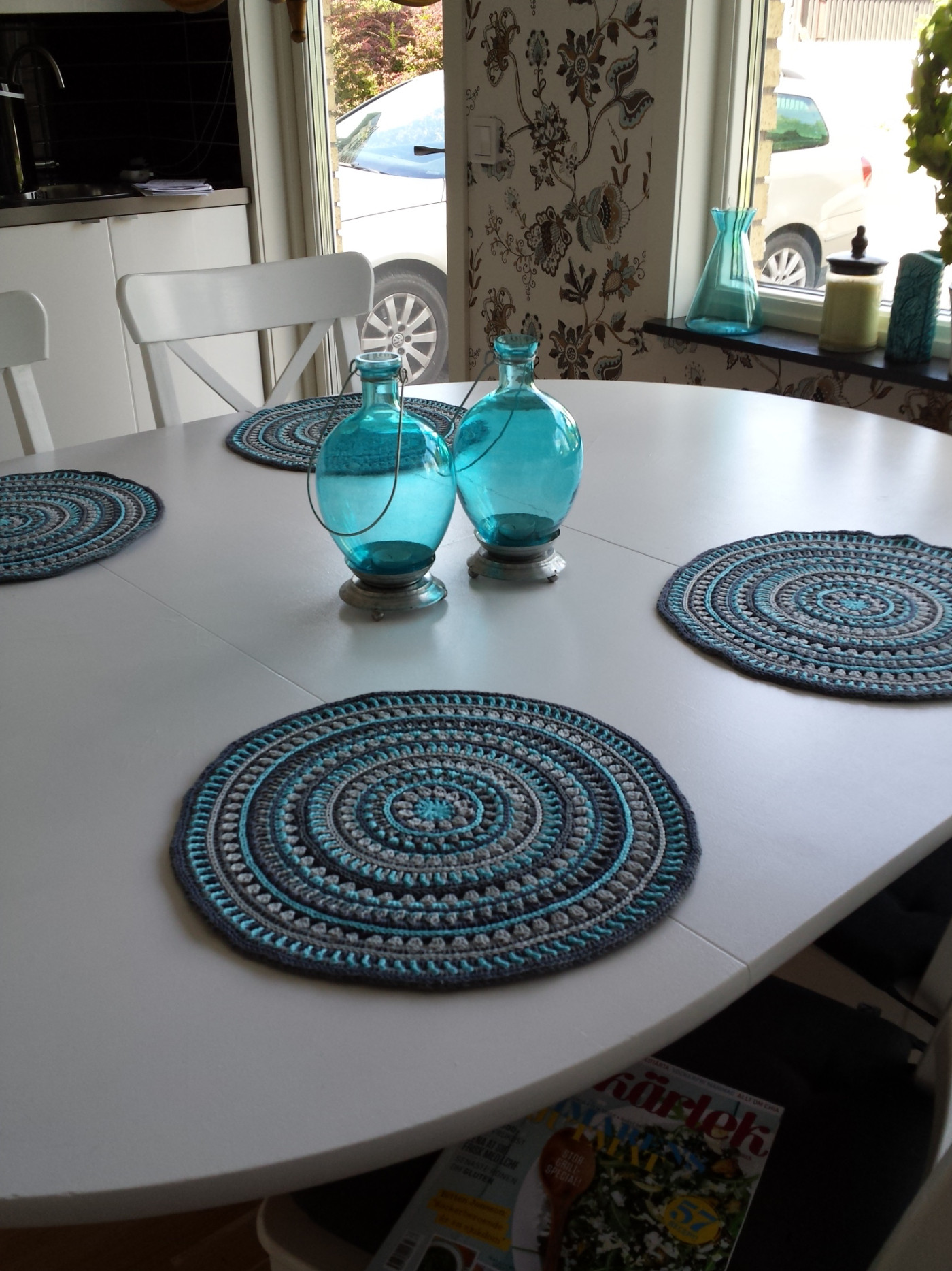 New 365 Crochet Crochet Table Mat Of Gorgeous 47 Ideas Crochet Table Mat