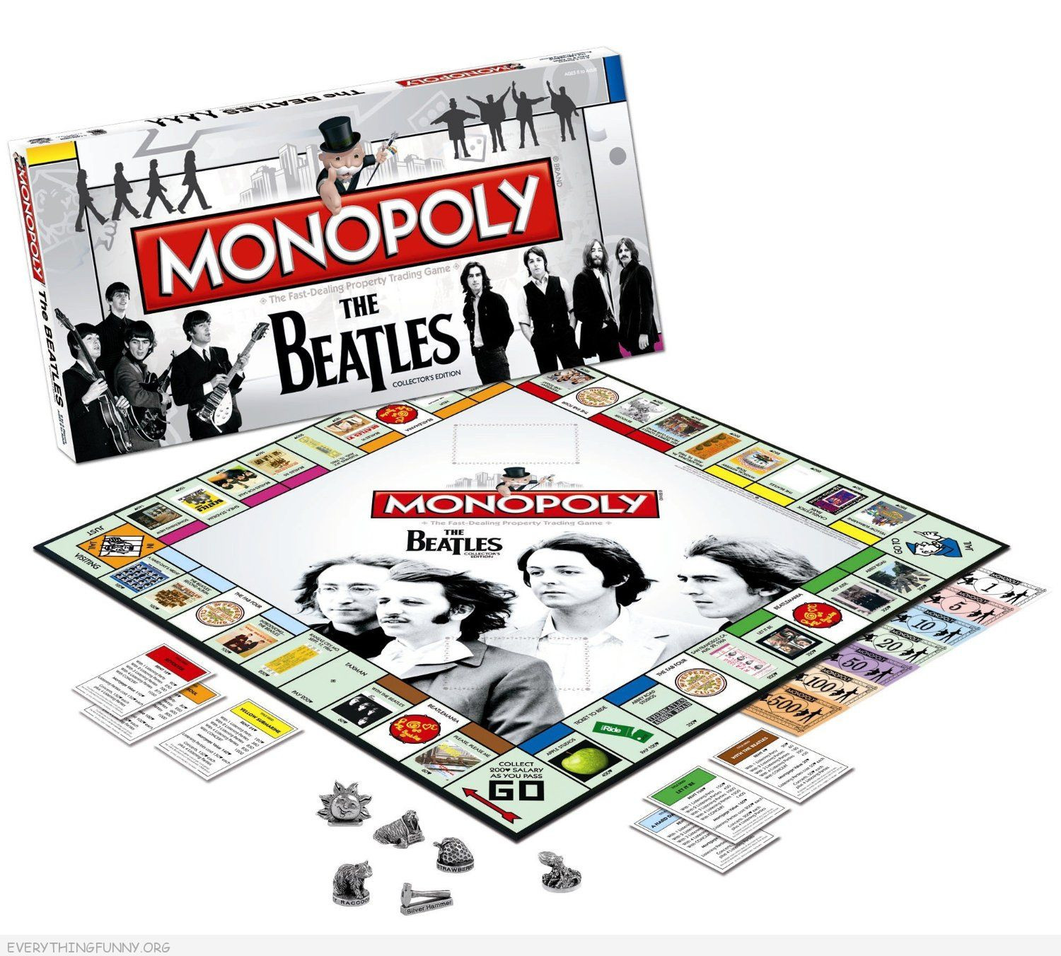 40 Coolest Monopoly Games Archives Everything Funny