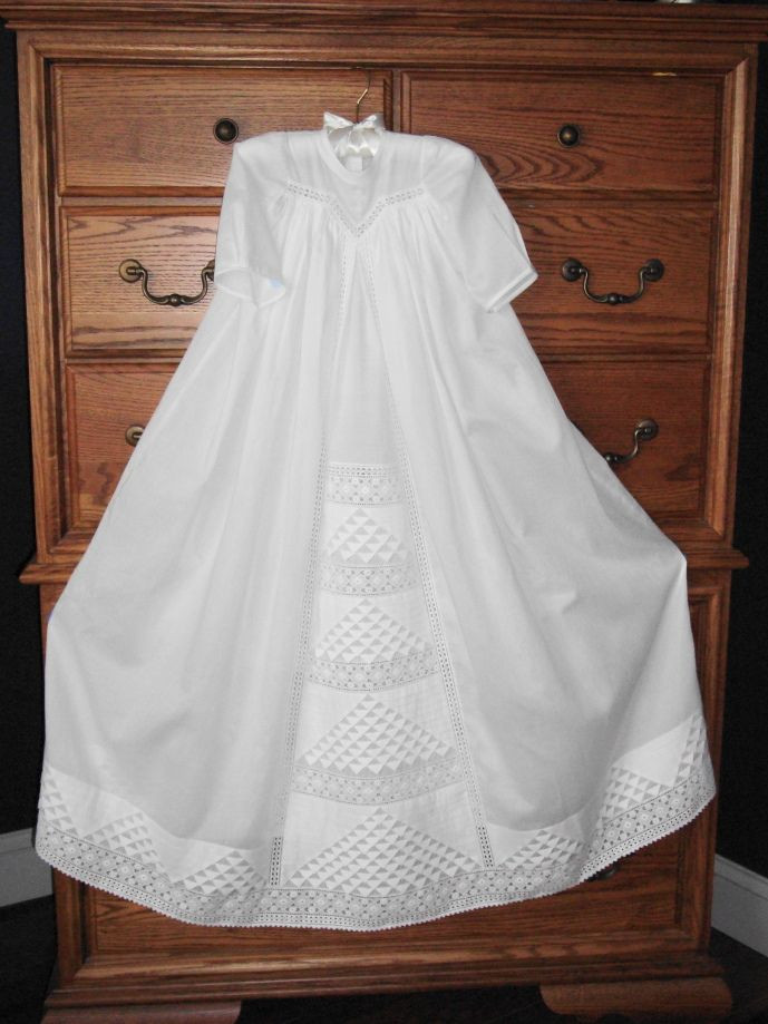 428 best images about Christening Gowns on Pinterest