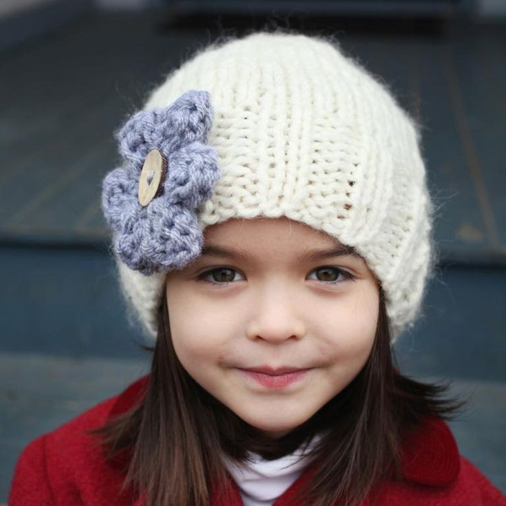 knit slouchy hats