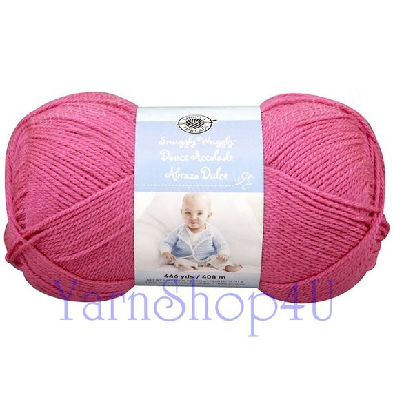 New 5oz Candy Pink Loops & Threads Snuggly Wuggly Dark by Snuggly Wuggly Yarn Of Amazing 49 Photos Snuggly Wuggly Yarn