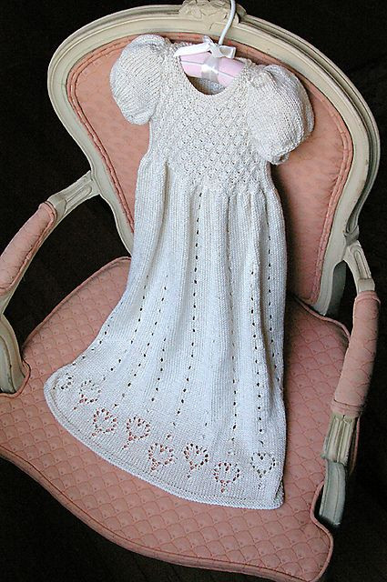 New 64 Best Knitted Christening Gowns Images On Pinterest Christening Dress Patterns Of Awesome 43 Ideas Christening Dress Patterns