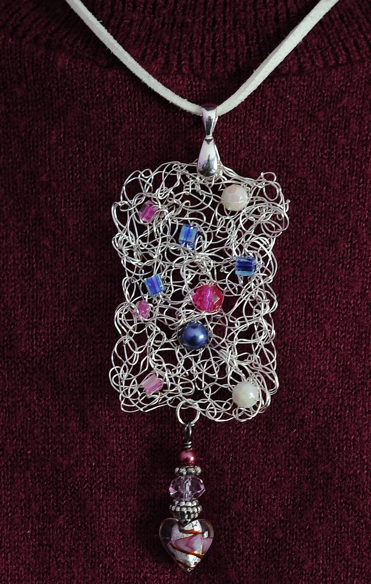 New 71 Best Images About Wire Crochet Knit Viking Net On Wire Crochet Of Wonderful 40 Photos Wire Crochet